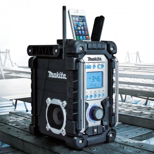 Aku rádio Makita BMR100 (9,6-24 V)