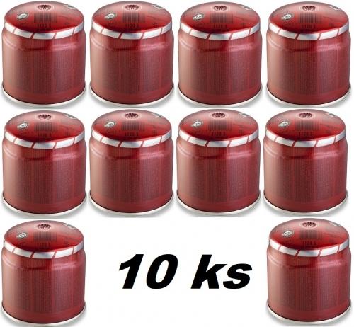 Butanová kartuše Stop Gas System 190g, 10ks