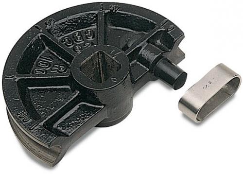 CBC ohýbací segment C, 25mm / R75