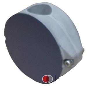Dytron nástavec čelisťový plochý 100mm, blue