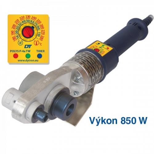 Dytron P-4a 850 W, nožová, komplet, TW, blue