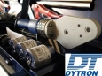 Dytron P-4a 850 W, nožová, minisada, blue