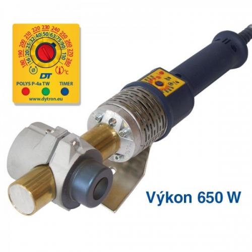Dytron P-4a, sólo 650W, trnová, TW