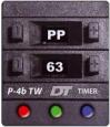 Dytron P-4b, 650 W, trnová, minisada, TW, blue