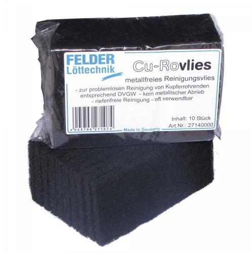 Felder Rovlies-čistící rouno 10ks/bal