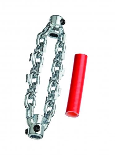 FlexShaft omílač, 2-řetězový s karbidovými hroty pro potrubí 2˝ (50 mm)