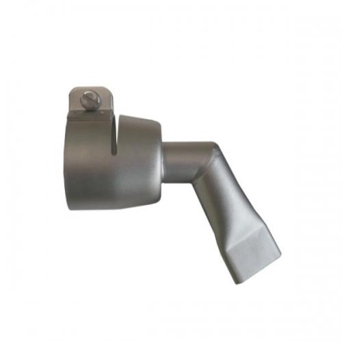 LEISTER Přeplátovací tryska 20mm, 60º vyhnutá, P