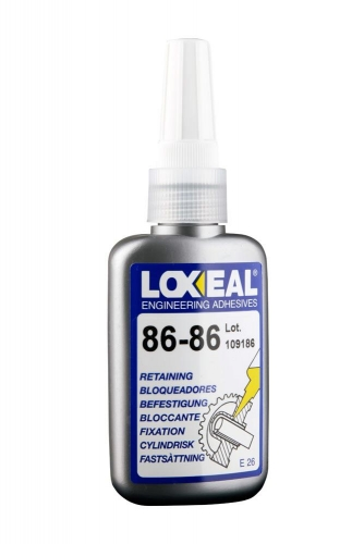 LOXEAL 86-86, lepidlo 50ml