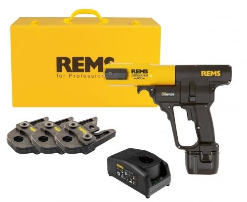 REMS Akku-Press ACC Set TH 16-20-26