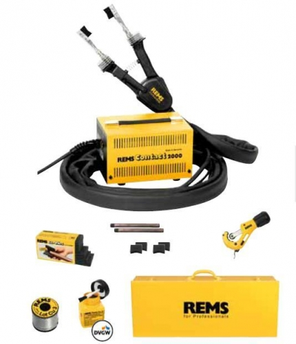REMS Contact 2000 Super-Pack