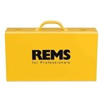 REMS Plechový kufr s vložkou