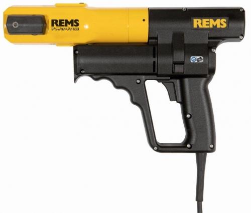 REMS Power-Press, pohonná jednotka