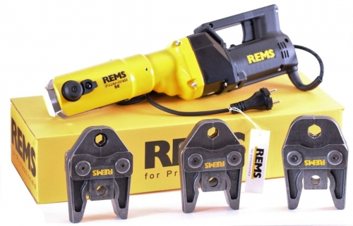 REMS Power-Press SE Set V 15-22-28