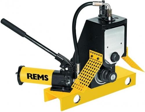REMS Rollnut, drážkovací zařízení