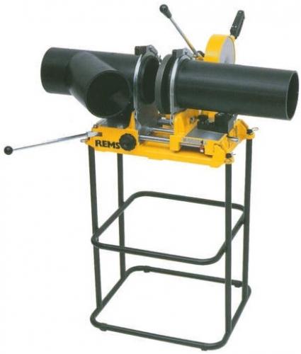 REMS SSM 160 RS-EE, upínání 45° tvarovek