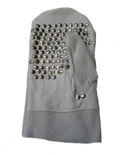 REMS Vodící rukavice, nýtovaná, pravá