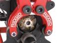 RIDGID B-500 mobilní úkosovačka trubek 37,5°