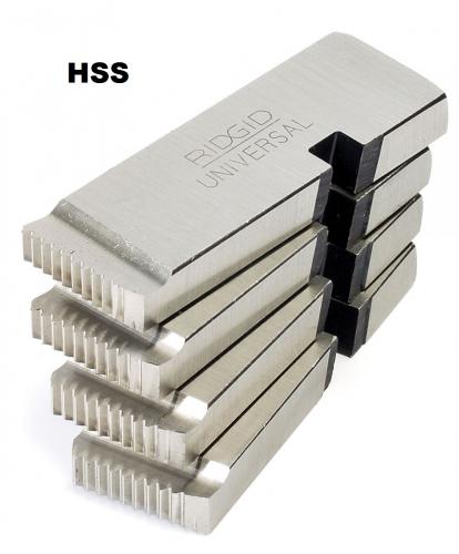 RIDGID Nože 1/2 - 3/4˝ HSS na nerez
