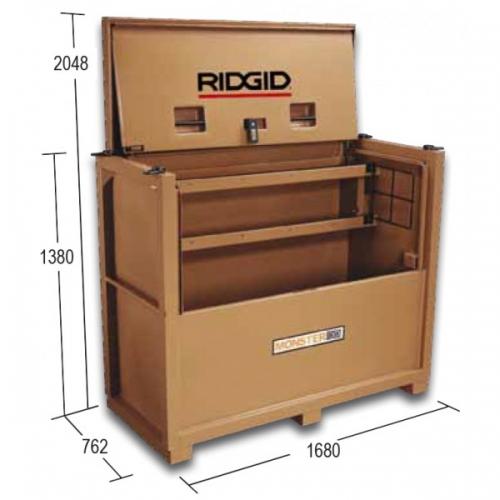 Ridgid Pianobox 1000