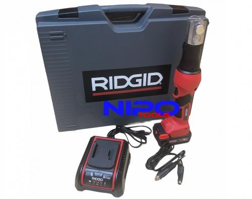 RIDGID RP 219 bez lisovacích kleští