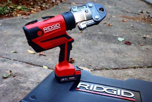 Ridgid RP 350-C Set M 15-18-22 mm