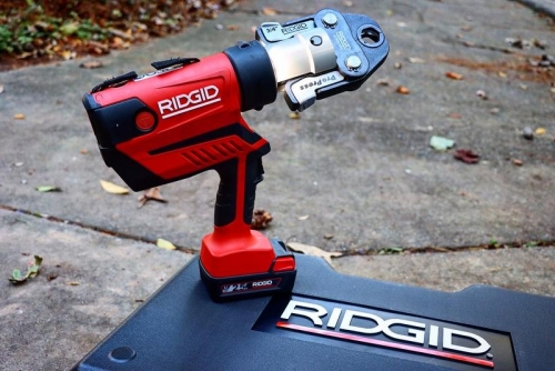 Ridgid RP 350-C Set TH 16-20-26 mm