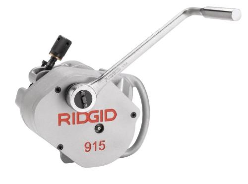 Ridgid ruční drážkovačka 915 (2-6˝)