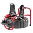 Ridgid SeeSnake Compact C40 s CS6x VERSA s baterií a nabíječkou