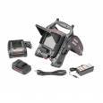 Ridgid SeeSnake CS6x VERSA monitor s 1 baterií a 1 nabíječkou