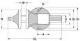 RIDGID Svěrák paralelní Matador 160mm