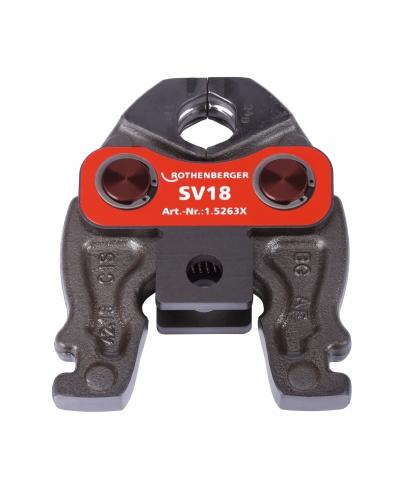 Rothenberger Lisovací kleště Compact SV 18