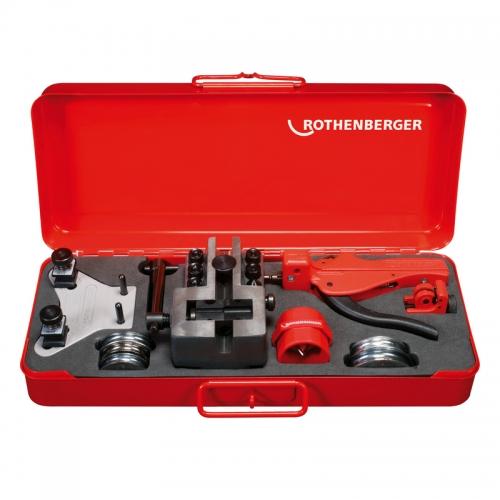 Rothenberger pertlovací a ohýbací set 4,75-10mm