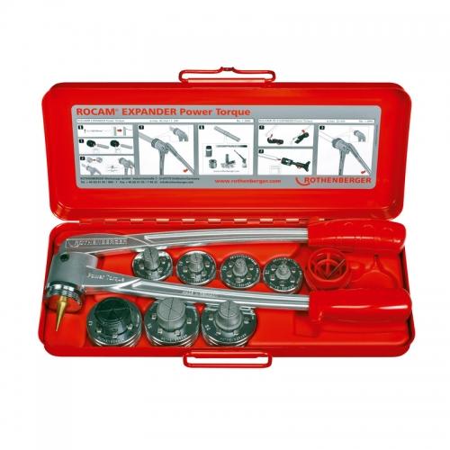 Rothenberger Power Torque 10-12-16-18-22 mm