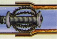 ROTHENBERGER Řetízkový vrták - 4 ozubené řeťezy se středícím kroužkem,60mm