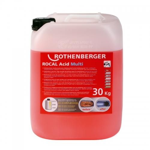 Rothenberger Rocal Acid multi 30l