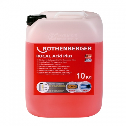 Rothenberger Rocal Acid plus 10l