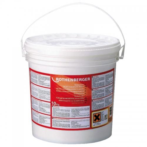 Rothenberger Rocal neutralizační prášek 10kg