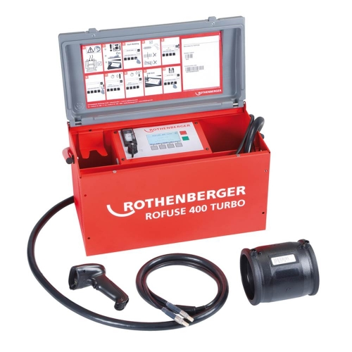 Rothenberger ROFUSE 400 TURBO