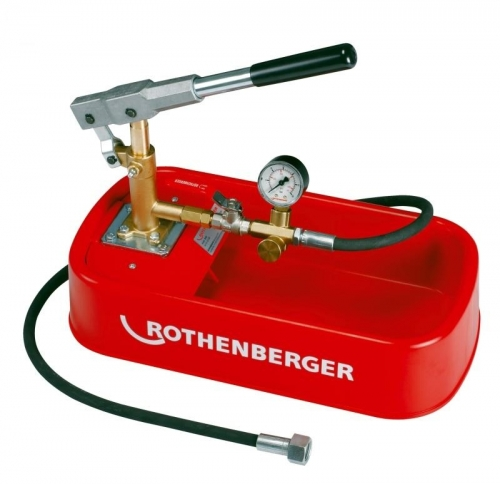 Rothenberger RP 30, tlaková pumpa