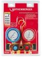 Rothenberger Set 4-cestný, R22-R407C