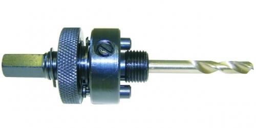 Unašeč na korunky 32-210mm/šestihran 11mm