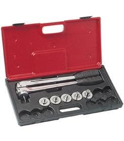 VIRAX Expander set Cu 12,15,18,22mm
