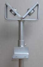 Vodící podpěra Y 20-120mm