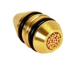 VULCANE Express plynová filtrační tryska pro trubici 4722